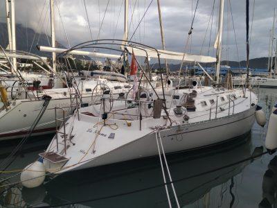 Sailboat For Sale. Beneteau